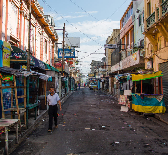 The Roots of Central America's Exodus