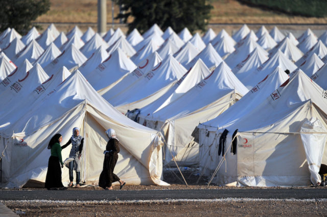 A Faith-Based Reflection on the Global Crisis in Refugee Protection
