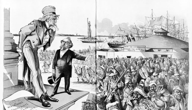 Making America 1920 Again? Nativism and US Immigration, Past and Present