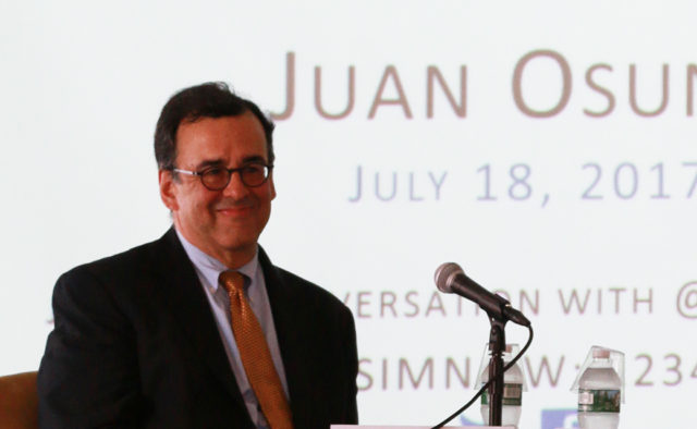 CALL FOR PROPOSALS | Special Collection on Access to Justice, Due Process, and Fundamental Fairness in Tribute to Juan Osuna