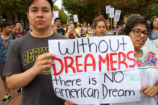 A Sad Day for Dreamers and US Citizens