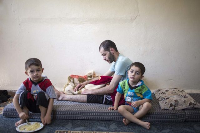 For Syrian refugees, another year has gone by, but most see no sign of hope on the horizon
