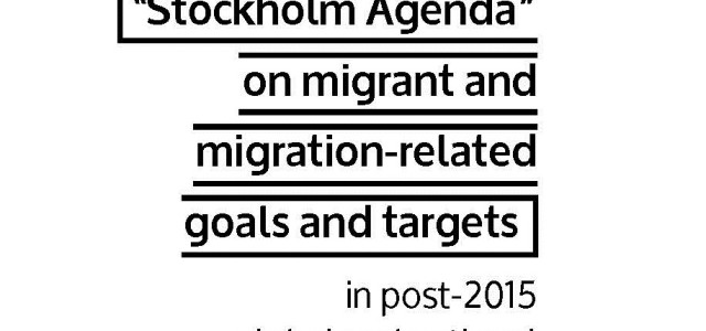 As the post-2015 United Nations (UN) development agenda setting process advances, global civil society is continuing its advocacy for the incorporation of migration as a critical factor for sustainable development. […]