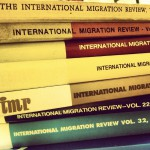 Winter 2012 Edition of the International Migration Review Now Available
