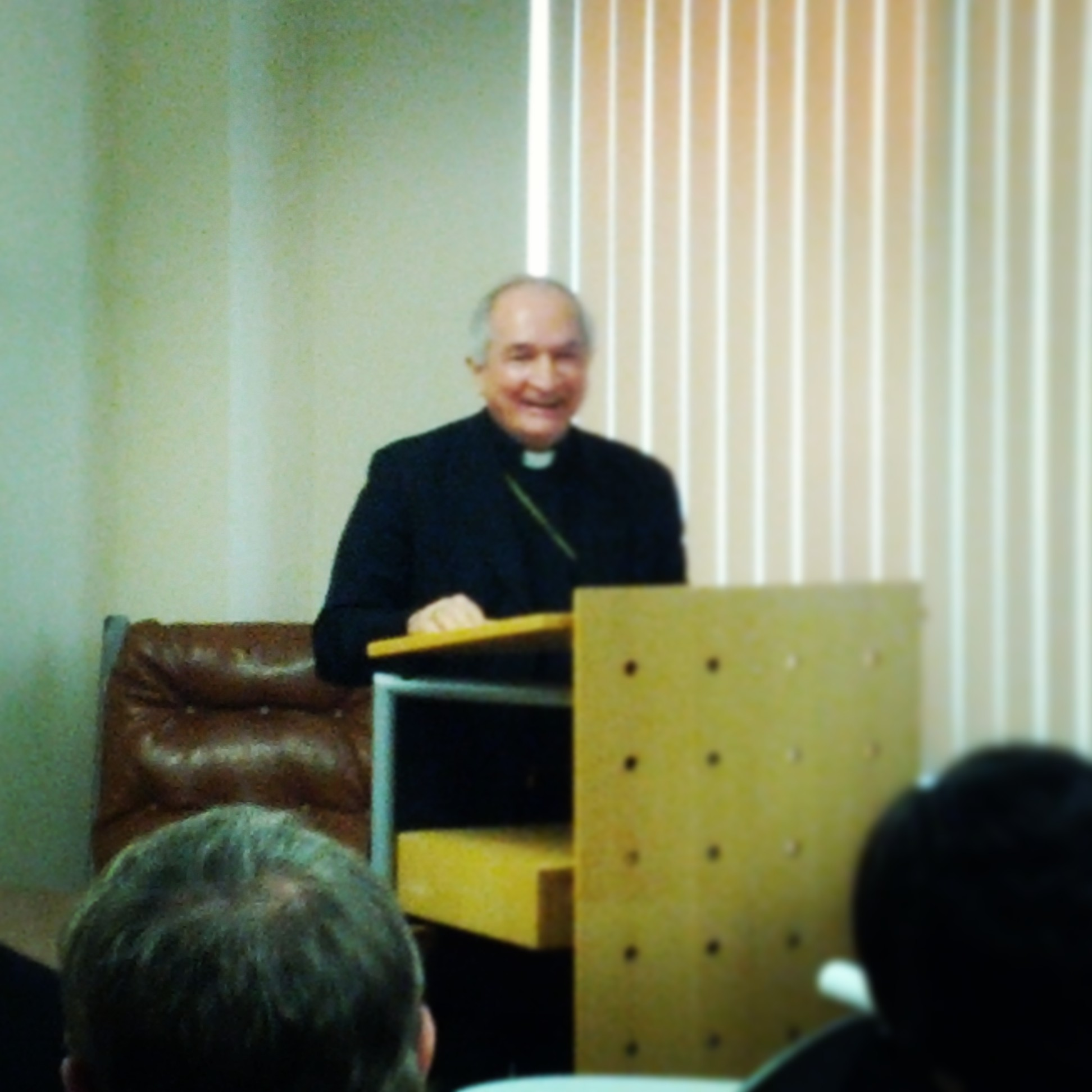 Immigration Reform Update: Archbishop Silvano Tomasi Addresses The 22nd Session Of