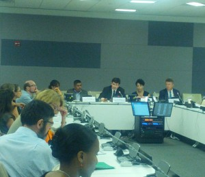 IOM-CMS Side Event