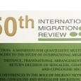 The Center for Migration Studies (CMS) announces the release of the Winter 2014 edition of the International Migration Review (IMR), the premier interdisciplinary, peer-reviewed journal in the field of international migration, […]
