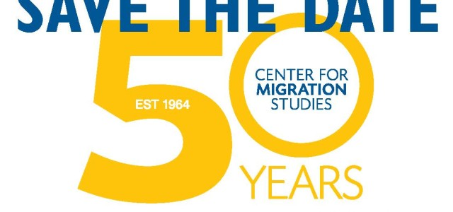 Since 1964, the Center for Migration Studies of New York (CMS) has worked to further the study of international migration, to promote understanding between immigrants and receiving communities, and to […]
