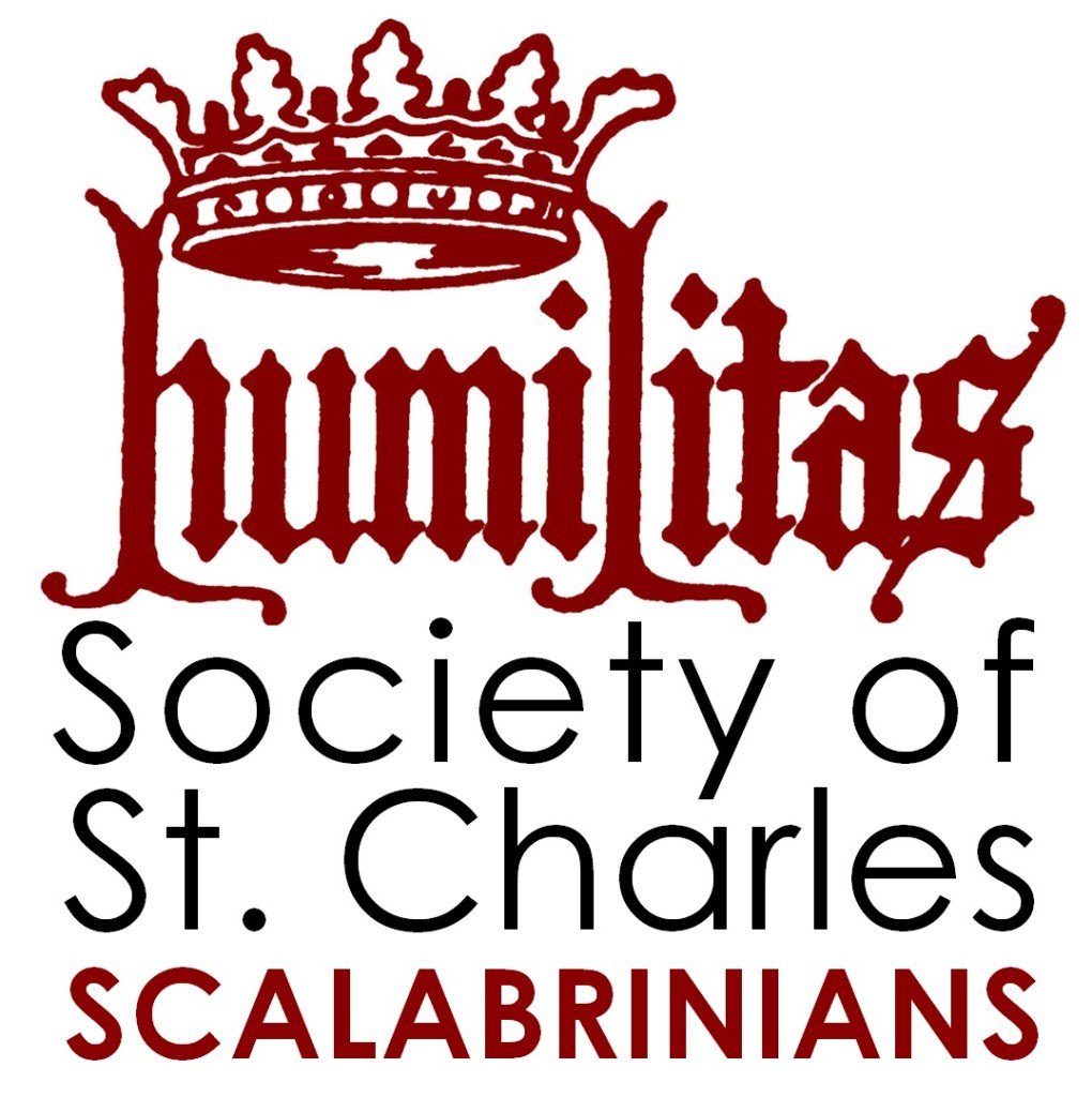 Society of St Charles Logo