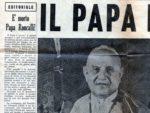 GIUSEPPE PREZZOLINI NEWSPAPER CLIPPING COLLECTION, 1944-1963
