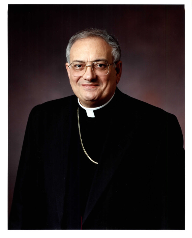 Bishop Nicholas DiMarzio, PhD, DD