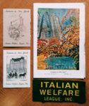 ITALIAN WELFARE LEAGUE RECORDS ADDENDUM