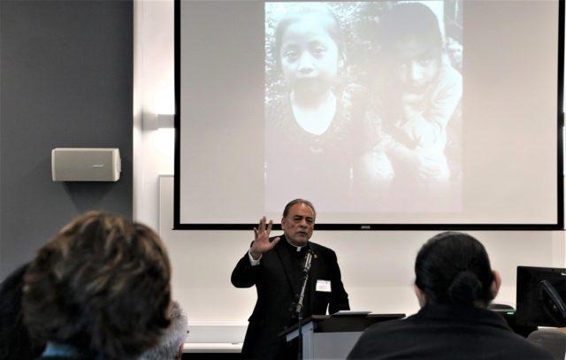 Border Spirituality: 'Tu eres mi otro yo'