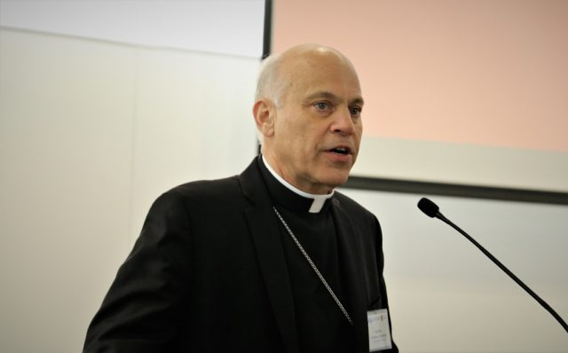 Address by Most Reverend Salvatore J. Cordileone, Archbishop of San Francisco