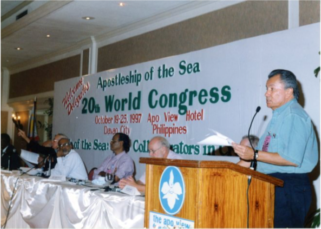 1997 Apostleship of the Sea World Congress