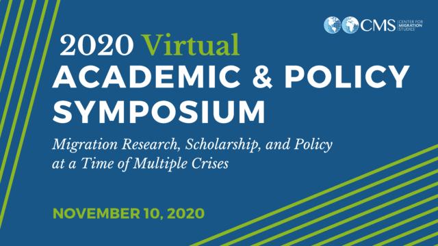 2020 Virtual Academic & Policy Symposium