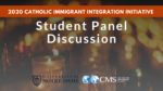 University of Notre Dame Student Panel