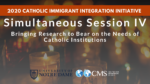 Simultaneous Session IV: Bringing Research to Bear on the Needs of Catholic Institutions
