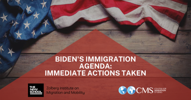 Biden's Immigration Agenda: Immediate Actions Taken