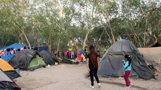 Real Needs, Not Fictitious Crises Account for the Situation at US-Mexico Border