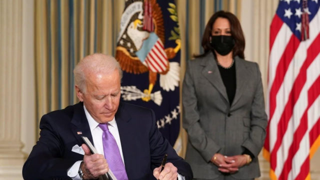 President Biden's Executive Actions on Immigration
