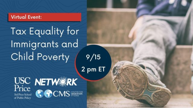 Tax Equality for Immigrants and Child Poverty