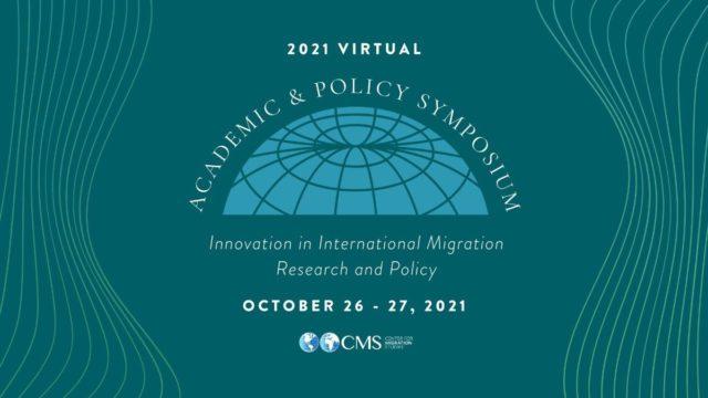 2021 Virtual Academic & Policy Symposium