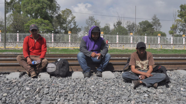 When Internal Migration Fails: A Case Study of Central American Youth Who Relocate Internally Before Leaving Their Countries