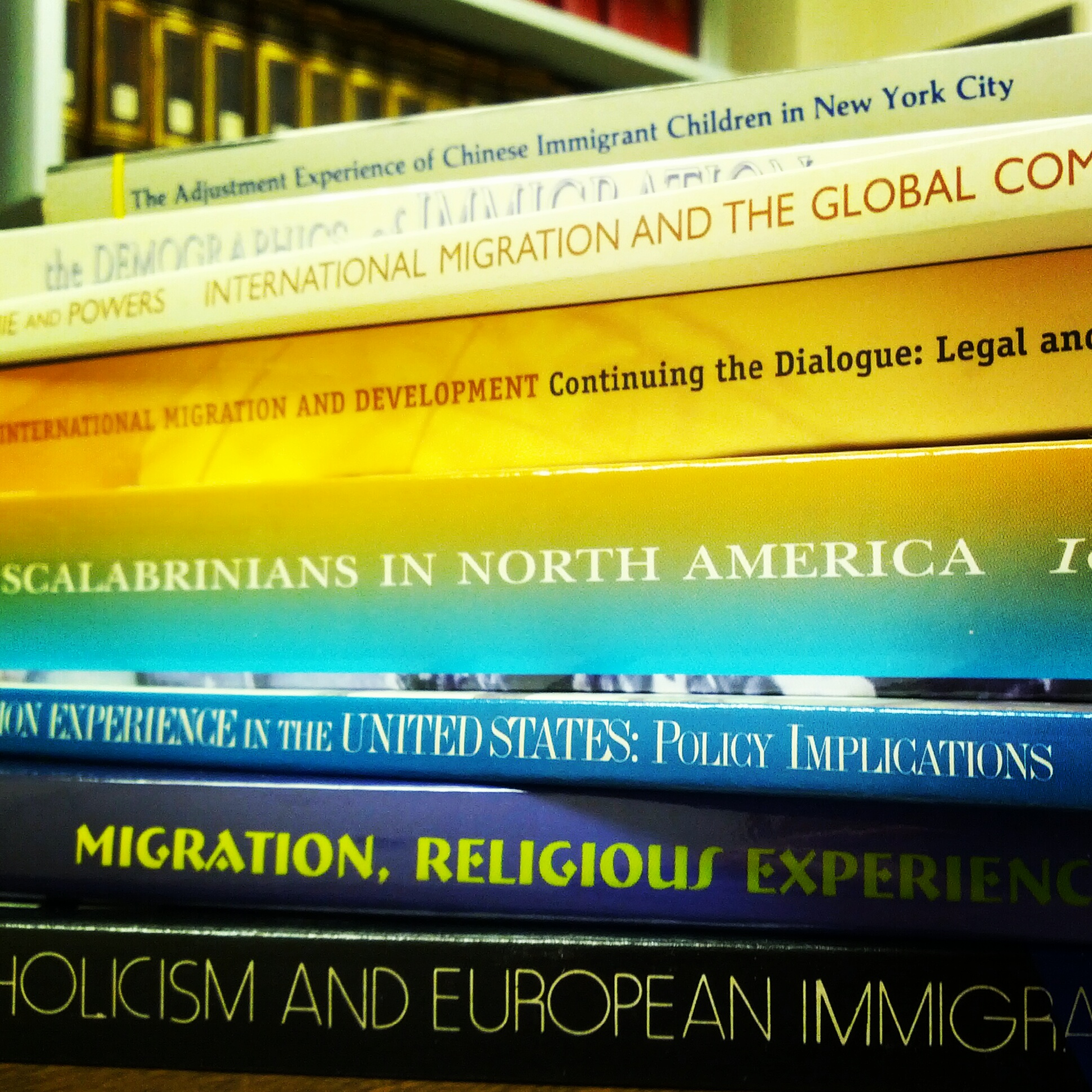 CMS Publications Now Free Online - The Center for Migration Studies