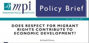 MPI Policy Brief - Kerwin