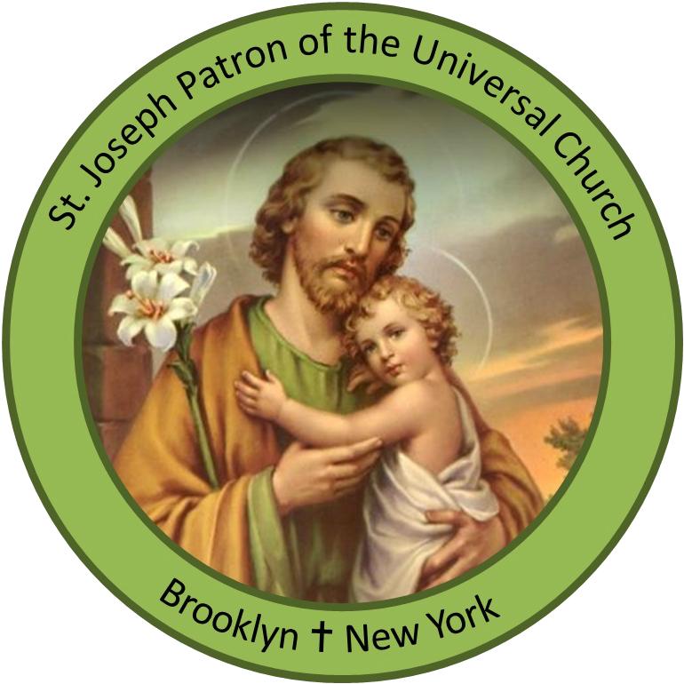 St Joseph Patron Brooklyn logo
